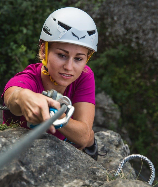 Klettern © SalzburgerLand Tourismus
