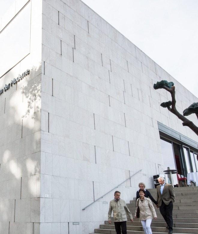 Museum der Moderne © Tourismus Salzburg