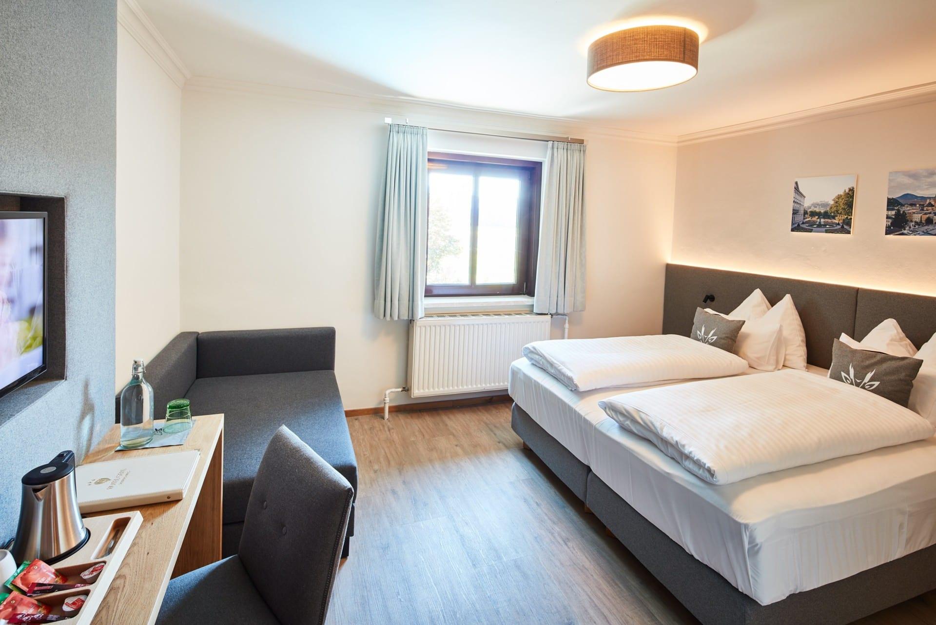 Urban Eco Doppelzimmer